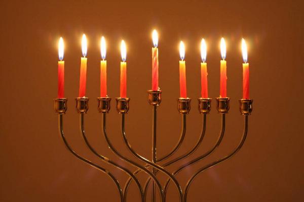 Bênção em acender velas em português